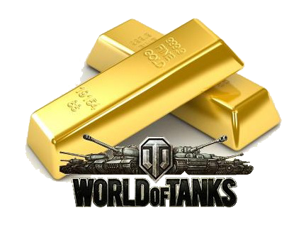 золото World of Tanks